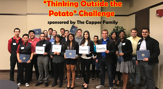 Think Outside the Potato