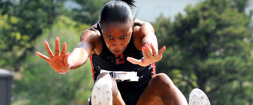 Shanieka Thomas Wins NCAA Title in the Triple Jump