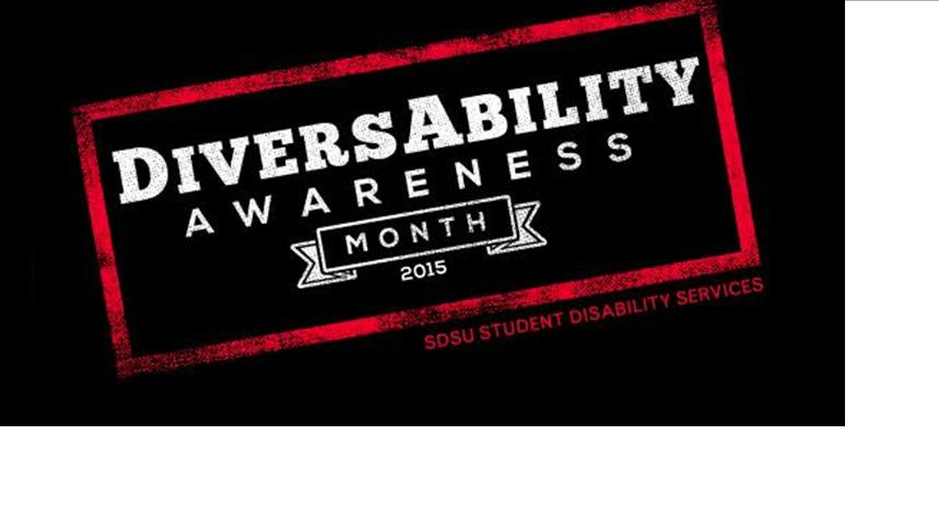 October is Diverse Ability Awareness month