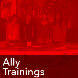 Get Involved - Ally Training