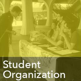 Get Involved - Student Organization