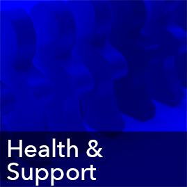 Resources - Health and Support