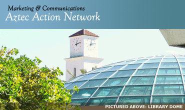 Aztec Action Network - SDSU Marketing and Communications