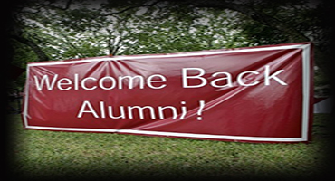 Welcome Back Alumni