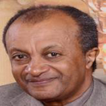 Headshot photo of Dr. Asfaw Beyene