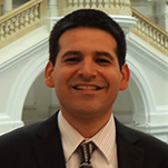 Headshot photo of Dr. Joaquin Camacho