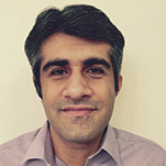 Headshot photo of Alireza Pakravan