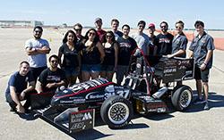 SAE Formula Team 2014-15