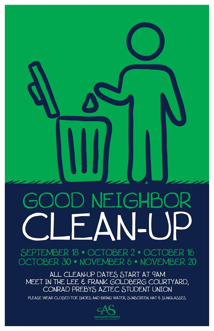 Good Neighbor Clean-up