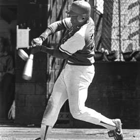 Future Hall-of-Famer Tony Gwynn played college ball at SDSU.