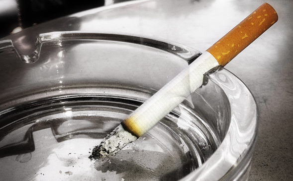 Research shows some non-smoking guest rooms in smoking hotels are as polluted with third hand smoke