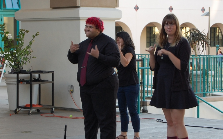American Sign Language Classes Back at SDSU
