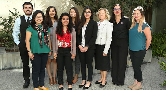 SDSU's six honorees are among 73 Sally Casanova California Pre-Doctoral Scholars for 2017-18.