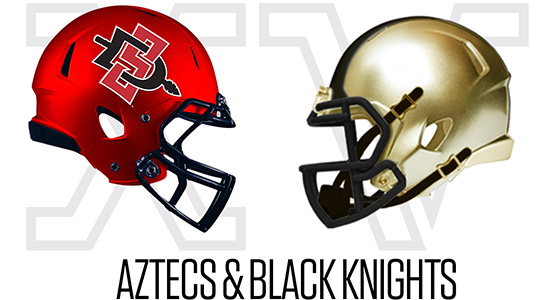The Aztecs will play Army West Point in the Lockheed Martin Armed Forces Bowl on Dec. 23.