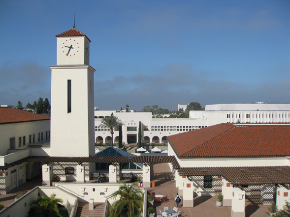 SDSU's College of Business Administration was named among the top M.B.A. schools by Hispanic Network