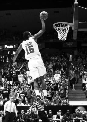 Kawhi Leonard developed his NBA All-Star skills at SDSU.