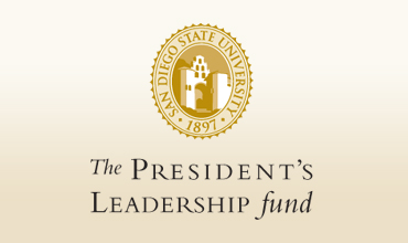 President's Leadership Fund header