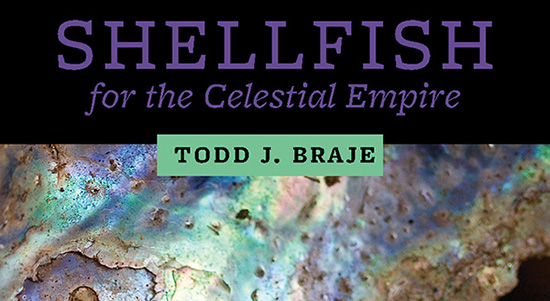 The cover of Shellfish for the Celestial Empire