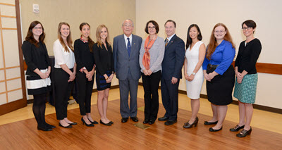 2014 Inamori Fellows