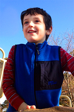Benjamin Wheeler, 6, son of SDSU alumnus David Wheeler, was among the victims of the Connecticut tragedy.