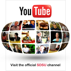 Watch SDSU videos on YouTube