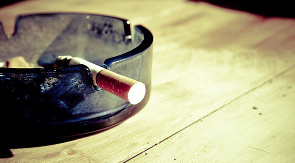 Previous studies have shown public smoking bans are associated with health benefits among adults.