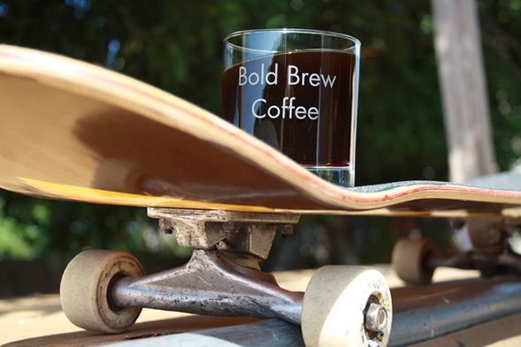 Bold Brew Coffee plans to sell their product on campus every Friday in East Commons beginning Feb. 3. (Credit: Bold Brew Coffee)