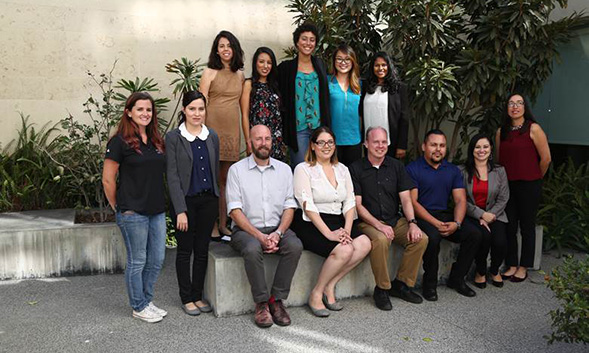 SDSU's eight honorees are among 74 Sally Casanova California Pre-Doctoral Scholars for 2016-17.