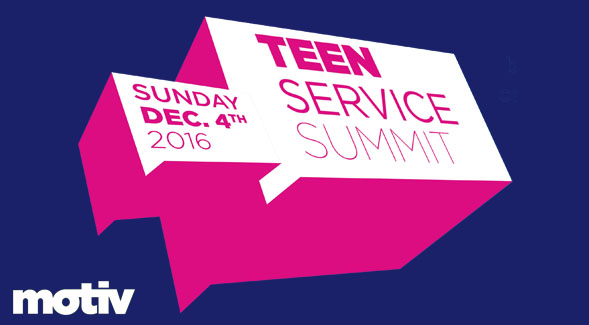 SDSU faculty and alumni will present at Motiv's first Teen Service Summit, which will be held in Montezuma Hall.