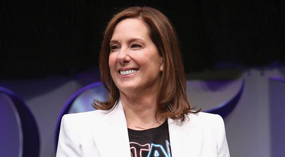 Kathleen Kennedy (Credit: Getty Images)