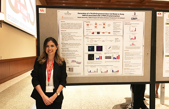 Nearly 500 SDSU students showcased their original research, scholarship projects and creative activities at the Student Research Symposium.