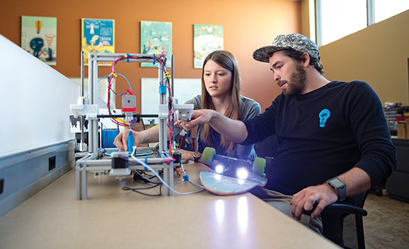 More than 200 students have started their entrepreneurial journey at SDSU's Zahn Innovation Platform Launchpad.