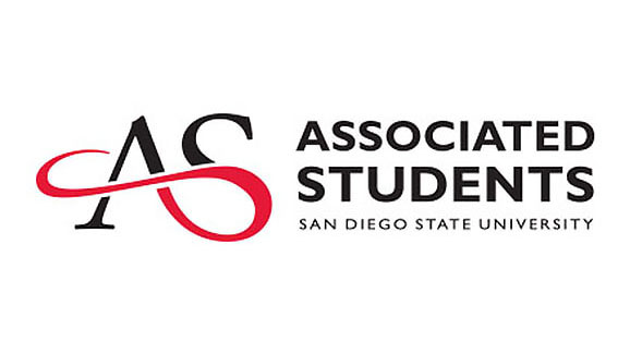Logo for associated students sdsu