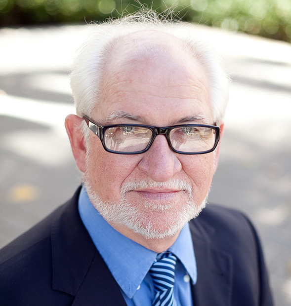 John Elder is largely responsible for helping to grow and diversify SDSU's public health program. (Credit: UCSD Institute for Public Health)
