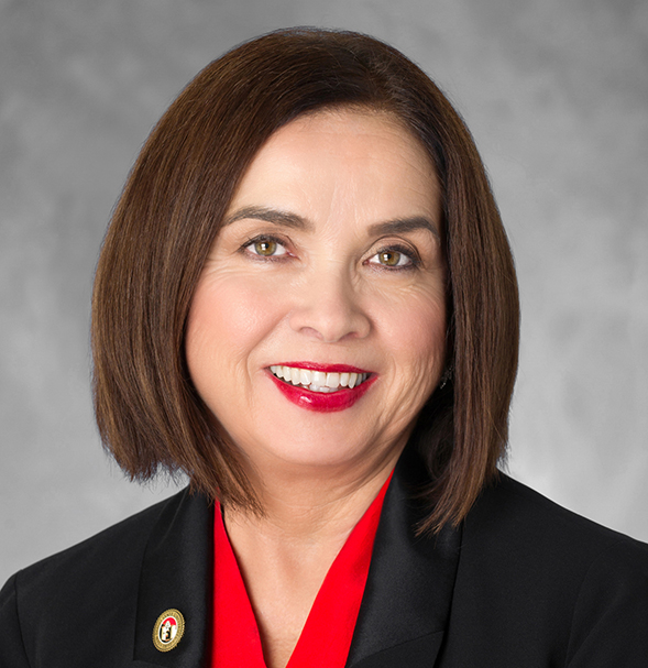 a14c100e Adela de la Torre Appointed President of San Diego State University ...