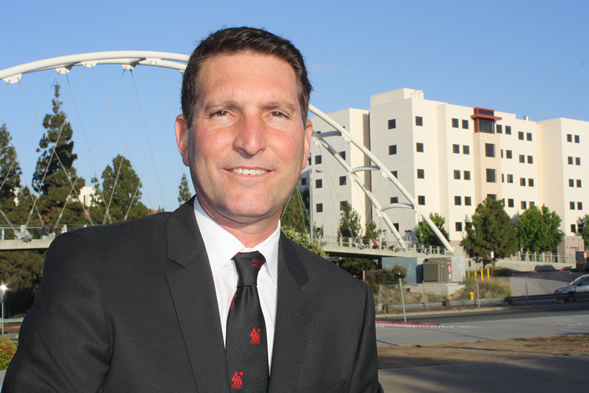 Alan Dulgeroff ('92) belongs to several SDSU advisory boards and will lead the SDSU Alumni Board as its new president.