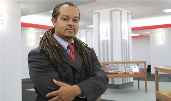 SDSU's Chief Diversity Officer Aaron Bruce
