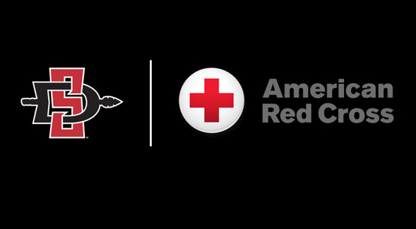 The American Red Cross will be collecting donations at Saturday's football game.