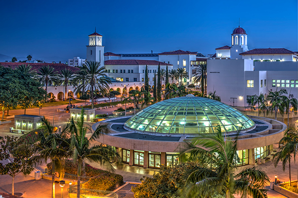 SDSU was recognized for its outstanding efforts and success in the area of diversity and inclusion. (Photo: Jim Brady)