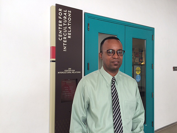 Edwin Darrell previously served as the associate director of Residential Education at SDSU.