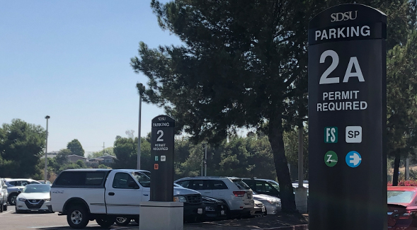 Parking and Traffic Tips for Fall 2019 | NewsCenter | SDSU