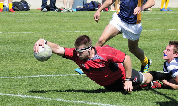 Rugby is one of 18 club sports offered by the Aztec Recreation Center.
