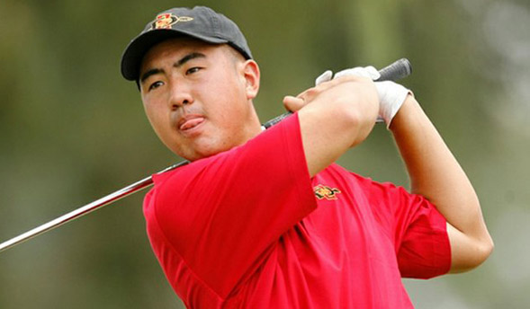 Alex Kang finished in the top five at the Mountain West tournament for the second year in a row.