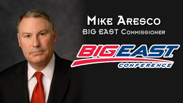 Mike Aresco Named BIG EAST Conference Commissioner