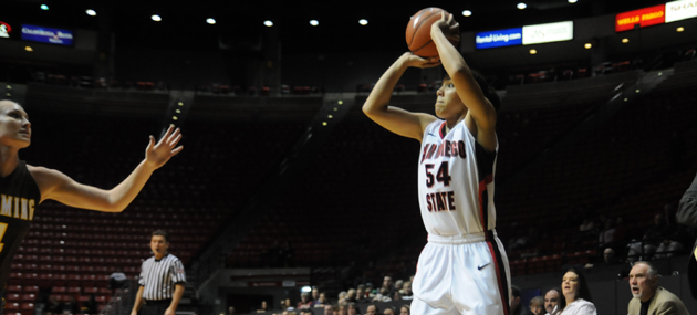 Courtney Clements was also named the 2012 Mountain West Conference Player of the Year.