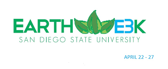 Earth Week is hosted by SDSU's Enviro-Business Society, e3.