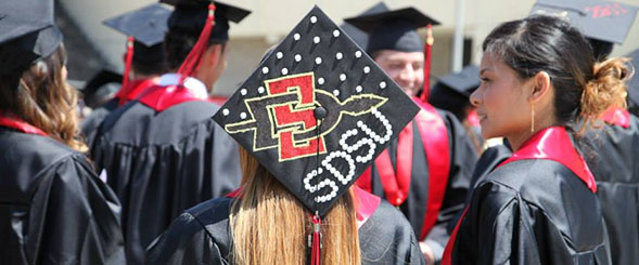 Commencement ceremonies will run from May 15 to 18.