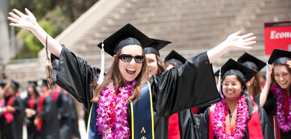 Nearly 10,000 SDSU students will participate in commencement ceremonies May 17-20