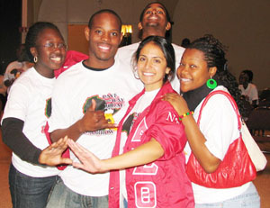 Harambee Weekend exhibits SDSU's African American community.