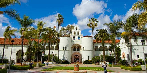 SDSU's highest ranked graduate program was rehabilitation counseling.